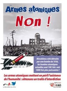 armes atomiques
