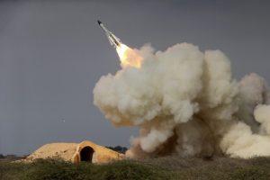 Tir missile iran