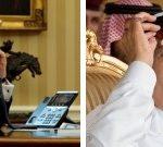 Trump roi