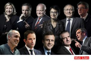 11 candidats