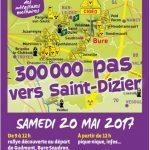 300 000 pas