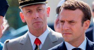Macron armées