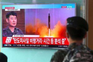 Missile Corée