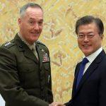 tensions Corée