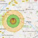 Bombe Paris