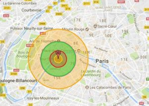 Bombe Paris