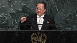 Corée du nord ONU