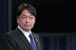 Ministre japonnais
