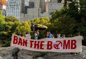 Une bombe sur New York