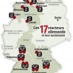 Allemagne réacteurs