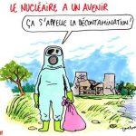 Contamination plutonium