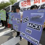 TRUMP face à Corée