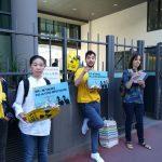 Communiqué réseau pétition